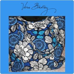 Vera Bradley floral tote
